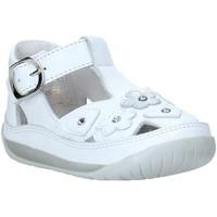 Cipők Lány Szandálok / Saruk Falcotto 1500668 01 Fehér