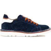 Cipők Férfi Rövid szárú edzőcipők Café Noir TS6010 Kék