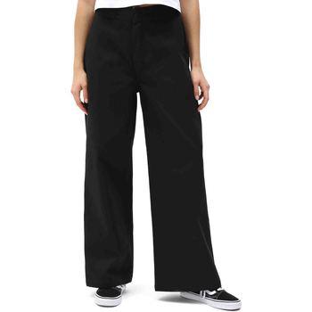 Ruhák Női Chino nadrágok / Carrot nadrágok Dickies DK0A4X7WBLK1 Fekete