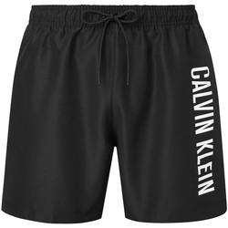 Ruhák Férfi Fürdőruhák Calvin Klein Jeans KM0KM00570 Fekete
