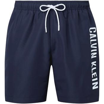 Ruhák Férfi Fürdőruhák Calvin Klein Jeans KM0KM00570 Kék