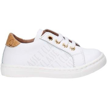 Cipők Gyerek Rövid szárú edzőcipők Alviero Martini 0651 0191 Fehér
