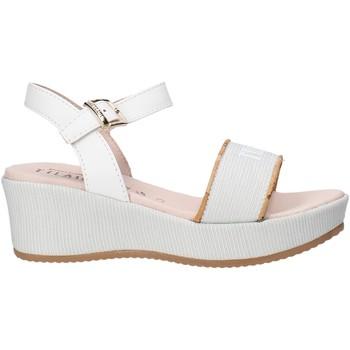Cipők Lány Szandálok / Saruk Alviero Martini 0647 0911 Fehér