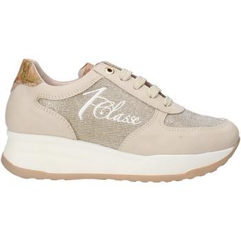 Cipők Gyerek Rövid szárú edzőcipők Alviero Martini 0627 0917 Bézs