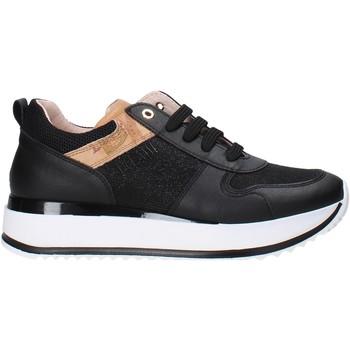 Cipők Gyerek Divat edzőcipők Alviero Martini 0611 0930 Fekete