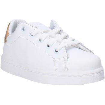 Cipők Gyerek Rövid szárú edzőcipők Alviero Martini N191 578A Fehér