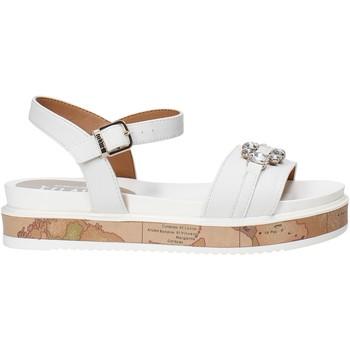 Cipők Lány Szandálok / Saruk Alviero Martini 0575 0326 Fehér