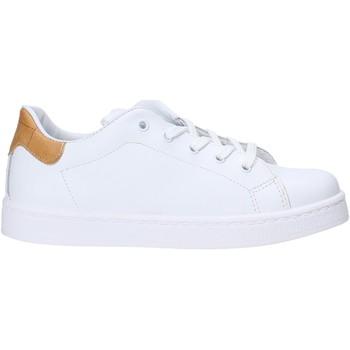 Cipők Gyerek Rövid szárú edzőcipők Alviero Martini P191 578A Fehér