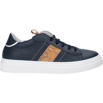 Cipők Gyerek Rövid szárú edzőcipők Alviero Martini 0650 0191 Kék