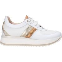 Cipők Gyerek Rövid szárú edzőcipők Alviero Martini 0605 0682 Fehér