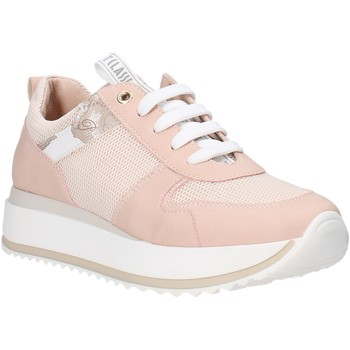 Cipők Lány Rövid szárú edzőcipők Alviero Martini 0612 0926 Rózsaszín