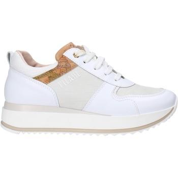 Cipők Gyerek Rövid szárú edzőcipők Alviero Martini 0610 0490 Fehér