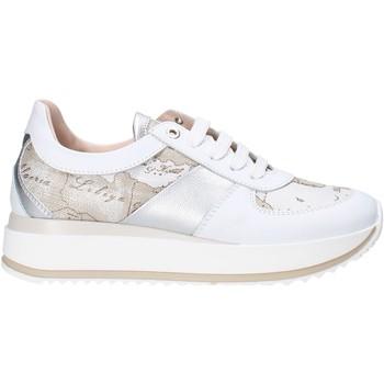 Cipők Lány Rövid szárú edzőcipők Alviero Martini 0603 0919 Fehér