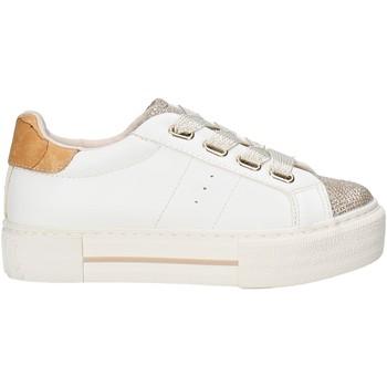 Cipők Gyerek Rövid szárú edzőcipők Alviero Martini 0552 0513 Fehér