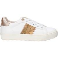 Cipők Gyerek Rövid szárú edzőcipők Alviero Martini 0526 0208 Fehér