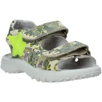 Cipők Gyerek Túracipők Naturino 502451 11 Bézs