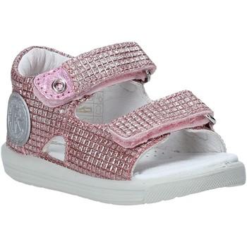 Cipők Lány Szandálok / Saruk Falcotto 1500824 03 Rózsaszín