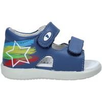 Cipők Gyerek Szandálok / Saruk Falcotto 1500897 01 Kék