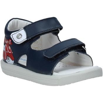 Cipők Gyerek Szandálok / Saruk Falcotto 1500898 01 Kék