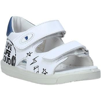 Cipők Gyerek Szandálok / Saruk Falcotto 1500899 01 Fehér