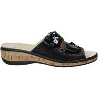 Cipők Női Papucsok Susimoda 1804P Fekete