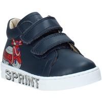 Cipők Gyerek Rövid szárú edzőcipők Falcotto 2015582 04 Kék