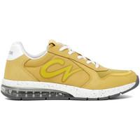 Cipők Férfi Rövid szárú edzőcipők Café Noir MT9310 Sárga