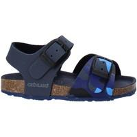 Cipők Gyerek Szandálok / Saruk Grunland SB1646 Kék