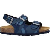 Cipők Gyerek Szandálok / Saruk Grunland SB1681 Kék