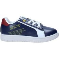 Cipők Gyerek Rövid szárú edzőcipők U.s. Golf S21-S00UK811 Kék