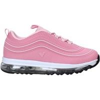Cipők Lány Rövid szárú edzőcipők Sweet Years S21-S00SK410 Rózsaszín