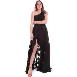 Ruhák Női Hosszú ruhák Federica Tosi FTE20AB070.0CH0013 Fekete