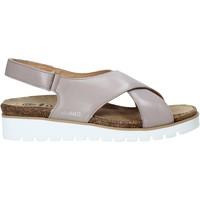 Cipők Női Szandálok / Saruk Mephisto P5136572 Szürke