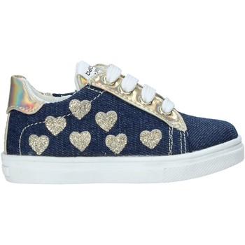 Cipők Lány Rövid szárú edzőcipők Balducci AVERI300 Kék