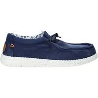 Cipők Férfi Mokkaszínek U.s. Golf S21-S00US322 Kék