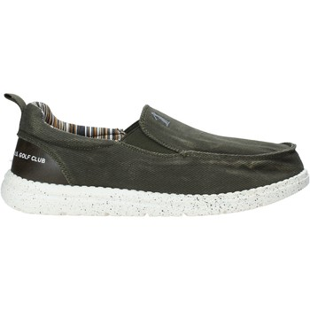 Cipők Férfi Mokkaszínek U.s. Golf S21-S00US320 Zöld