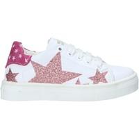 Cipők Lány Rövid szárú edzőcipők Balducci BS520 Fehér