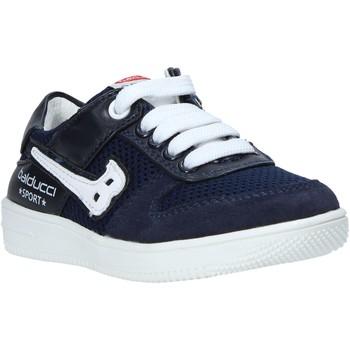 Cipők Gyerek Rövid szárú edzőcipők Balducci BS553 Kék