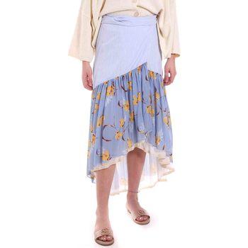 Ruhák Női Szoknyák Alessia Santi 011SD75003 Kék