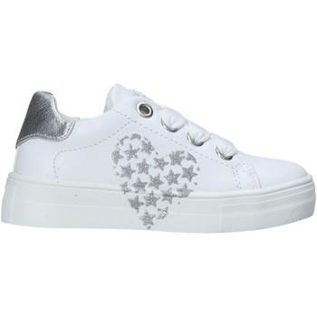 Cipők Lány Rövid szárú edzőcipők Balducci AG550 Fehér