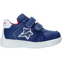Cipők Gyerek Rövid szárú edzőcipők Balducci AG-1393 Kék