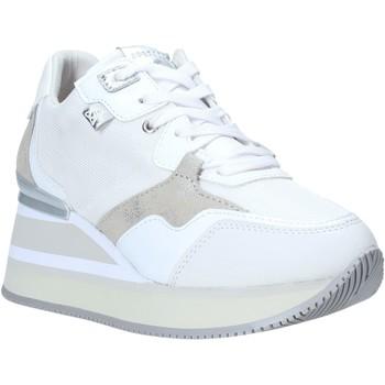 Cipők Női Rövid szárú edzőcipők Apepazza S1HIGHNEW07/NYL Fehér