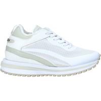 Cipők Női Rövid szárú edzőcipők Apepazza S1LSD01/NYL Fehér