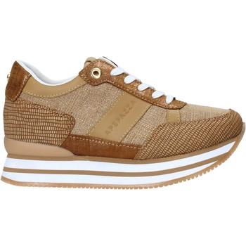 Cipők Női Rövid szárú edzőcipők Apepazza S1RSD09/TEJ Barna