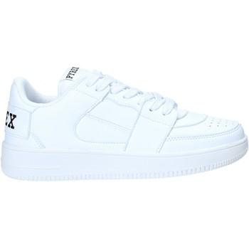 Cipők Női Rövid szárú edzőcipők Pyrex PY050112 Fehér