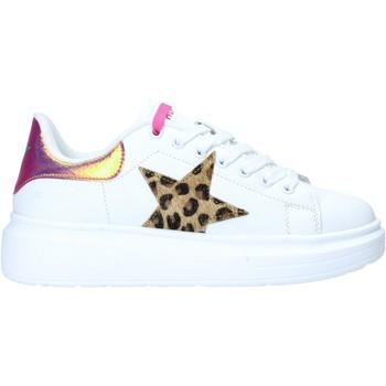 Cipők Női Rövid szárú edzőcipők Shop Art SA050106 Fehér