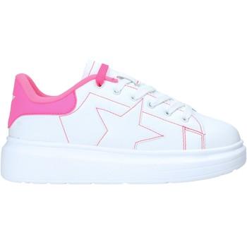 Cipők Gyerek Rövid szárú edzőcipők Shop Art SA050303 Fehér