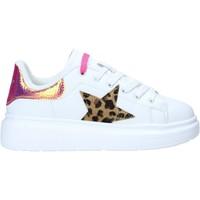 Cipők Gyerek Rövid szárú edzőcipők Shop Art SA050305 Fehér
