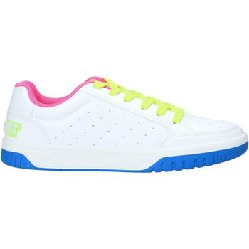 Cipők Női Rövid szárú edzőcipők Shop Art SA050156 Fehér