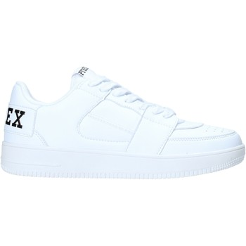 Cipők Női Rövid szárú edzőcipők Pyrex PY050137 Fehér